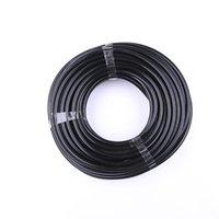 Wholesale 20m pack Drip Irrigation mm Drip hose for irrigation Connector quot barbed sprinkler Garden Sprinklers