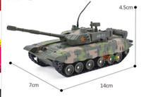 baby main - Alloy tank military model toys B main battle tanks and armored vehicles light metal car for baby gift