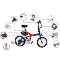 Wholesale 250W W W Front Wheel Electric Bicycle Conversion Kit Bicycle Electric Motor Kit With Battery CK FG01
