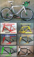 Wholesale High quality Made in China DIY carbon Complete bike with BB386 T1000 C carbon bike frameset mm carbon wheelset