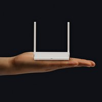 Wholesale 100 Original Xiaomi Mi Wifi Router Portable Mini Smart Router Support Throughwall Model Youth Edition for PC IOS Android