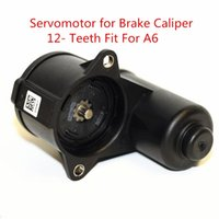 audi brake caliper - 12 Teeth VW OEM Rear Brake Caliper Servomotor For VW Seat Alhambra A6 Q3 F0 C F0 F G