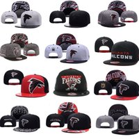 atlanta falcons cap - 2016 Newest Atlanta Snapback Hat Men Woman Summer Baseball Cap Falcon American Football Hat Adjustable Baseball Cap team Sport cap