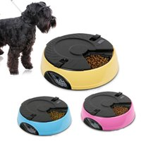 automatic dog feeder timer - Bunty Automatic days Meals Programmable Digital Timer Pet Dog Cat Feeder Food Bowl Auto Holiday Dispenser