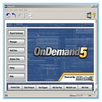 auto repair sales - Mitchell on demand in GB HDD hot sale Newest version auto repair software with via TeamViewer to install