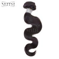 al por mayor cabello virgen más destacado-Cabello humano camboyano 4pcs 12