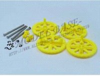 Wholesale Parrot AR Drone amp Quadcopter Spare Parts Motor Gears amp Shafts Yellow Parts amp Accessories