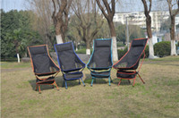 Wholesale fishing chair folding chair folding camping chair for fishing fishing aluminum folding chairs