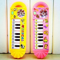 Wholesale Children Mini Electronic Keyboard Portable Intelligent Musical Toy Electronic Keyboard Early Education Tool
