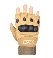 art explosion - Men s explosion models outdoor riding skid OG half finger gloves Commando Tactical Combat Gloves