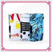 <b>Hexohm V3</b> 180W Box Mod Mise à jour Hex Ohm mods Sous la variable puissance VV VW v Tuglyfe V2 150 watts e cigarette Vapor Mods