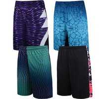 Wholesale Men Sports Shorts Basketball Running Shorts Summer Quick Dry Breathable for Man and Boys Colors Large Size S XXXL