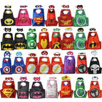 Wholesale Hallowmas Party Cape Hallowmas Wolverine Cloak Princess Cape Cloaks Halloween Children Superhero Costumes CM