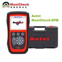 audi brake replacement - Autel Special Application Diagnostics MaxiCheck EPB Brake Pads Replacement Recalibration maxicheck EPB DHL free