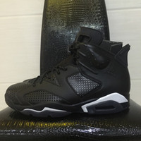 Wholesale top quality retro mens basketball shoes Sport fashion Black Cat trainer sneakers size