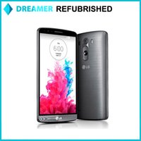 Wholesale 5 inch LG G3 Refurbished D850 GB RAM GB ROM Quad Core GHz Screen Resolution LTE AT T Version GSM