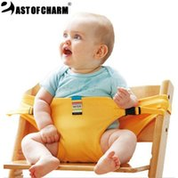 Wholesale Infant Chair Portable Infant Seat Dining Baby Seat Safety Belt Feeding Baby Sling High Chair Harness Baby Furniture cadeira