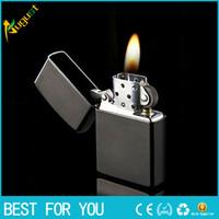 oil lighter - hot sale Oil Lighter Cigarette lighter USB lighter butane lighter windproof lighter Oil Cigarette lighter Smoking Fuel Lighter