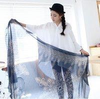 bali mix - Mixed Christmas Gift New Scarves Autumn Winter Scarf For Women Shawl Oversized Bali Yarn Scarves Lady Scarf Bu