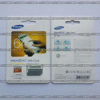 Wholesale 16GB GB GB GB GB Samsung EVO micro sd card Class10 Tablet PC TF card C10 Real capacity memory card SDXC card