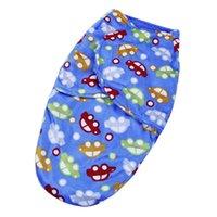 Wholesale Newly Baby Swaddle Wrap Soft Envelopes Blanket Swaddling for Newborns Bath Towel Infant Sleepsack Sleeping Bag Swaddleme VT0351