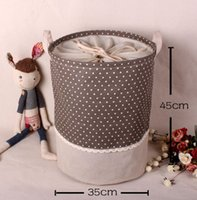 big laundry baskets - very popular big size laundry basket with string and handles