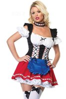 alice german - Frisky Alice or German Beer Girl Costume Sexy Fancy Costumes F1052