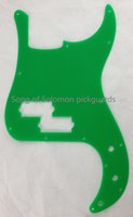Wholesale For US Standard Precision Bass Pickguard replacement Ply Green Acrylic