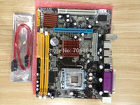 Wholesale tested brand new G41 desktop motherboard LGA DDR3 MHz PCIE ATX Good working