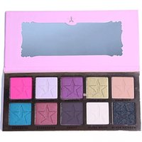 Wholesale stock New arrival Five Star Beauty Killer Eyeshadow Palette Colors Eye Shadow Makeup Cosmetics Highlight dhl