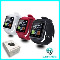 arabic free music - U8 Touch Screen TFT LCD Ringing reminder Stopwatch hands free calls Music Play Sync SMS Anti lost alarm Bluetooth Smart Watch WristWatch