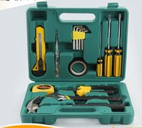 Wholesale price industry house tools case Manual hardware tools kit car gifts