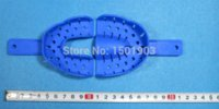 autoclavable tray - NEW ABS Autoclavable Dental Impression Trays set tray whitening trays platters trays platters