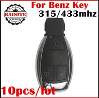 benz smart key programmer - Factory price For mercedes Benz Smart remote Key Button MHZ benz remote key free dhl