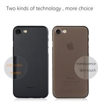 benks case - Upgrade Case For iPhone plus Original Benks Double Choice Frosted Translucent Phone Back shelter