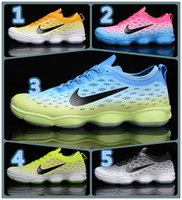 Wholesale Limited Edition NIKE ZOOM Fit Agility Women s Slow Shock Air Cushion Training Shoes Cheap Authentic Women Mesh Sport Running Shoes Eur