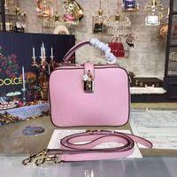 Wholesale 2016 D enamel flower lock women small cross handbag genuine leather dating shopping G convinence special simple Fashion american european