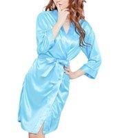 amazing baths - Amazing Colors Summer Spring Women Bathrobe Sexy Lingerie Sleepwear Nightdress Nightgown Bath Robes