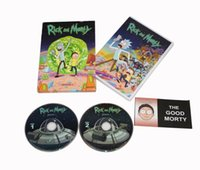 Wholesale 2016 Rick and Morty The Season First Season One Disc Set With Brochure US Version DVD Boxset New