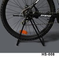 bicycle display stands - HS Simple and easy bicycle parking repair stand display rack