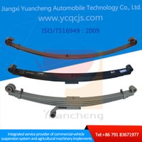 Wholesale Factory Low Price Customized New Design Man Volvo Heavy Truck Si2Mn CrV4 Trailer Taper Leaf Spring