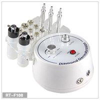 Wholesale 3 in Diamond Dermabrasion Peeling Vacuum and Spray Beauty Machine Equipment For SPA