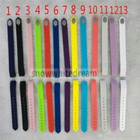 Wholesale 2016 New hotting Replacement Wrist Band Silicon Strap Clasp For Fitbit Alta Smart watch Bracelet color DHL free