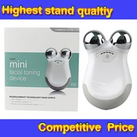 beaty care - Nuface Mini Facial Toning Device Convenient Compact Size Beaty Anti Aging Skin Care Treatment Device Facial Massager Device Fast Delivery