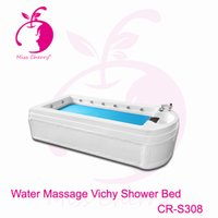 best bathtub - Best Indoor Commercial Acrylic Hydro therapy full body water jet spa Massage Salt Bathtub CR S308
