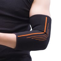 basketball supporter - Breathable Elbow Support Basketball Football sports safety volleyball elbow pad Elastic Elbow Supporter knee protect