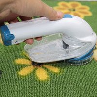 Wholesale DHL free Battery Operated Fabric Defuzzer Shaver Lint Remover