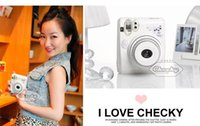Wholesale Le Ying Beauty Polaroid camera self timer artifact paragraph Steamboat Mickey INSTAXmini S