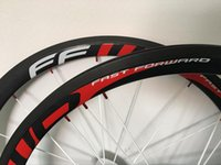 aero racing wheels - 50mm road racing carbon wheelset SUPER LIGHT g c tubular Clincher aero carbone bike wheels front rear holes
