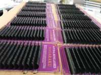 Wholesale Individual Eye lashes Extension Individual Fake False Eyelashes Extensions Professional mm mm mm mm mm Trays